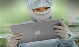 Dev ekranlı iPad Pro'nun ilk görüntüleri sızdı