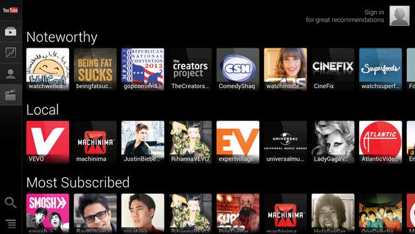 youtube-for-tv