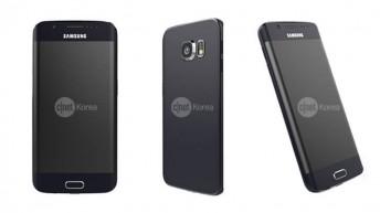 Samsung Galaxys S6 Edge Görüntüleri Yayınlandı