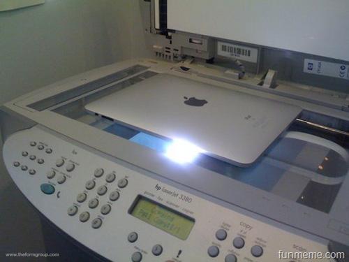 iPad ile Ekran Görüntüsü Alma