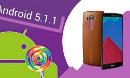 LG G4 İçin Yakın Zamanda Android 5.1.1 Güncellemesi Verilmeyecek