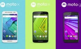 Moto X Style ve Moto G 3. Nesil Özellikleri