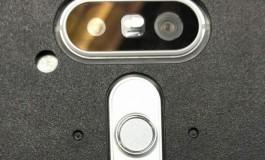 Son Bomba Düştü: LG G5 Özellikleri Belli Oldu