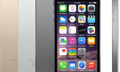 iPhone 5se ile iPhone 5s Yanyana Görüntülendi