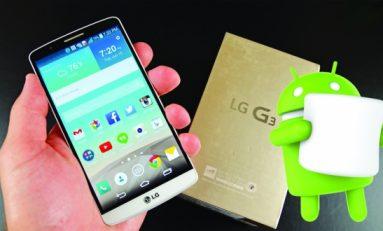 LG G3 Android 6 Güncellemesi Geldi İşte Yeni Özellikler