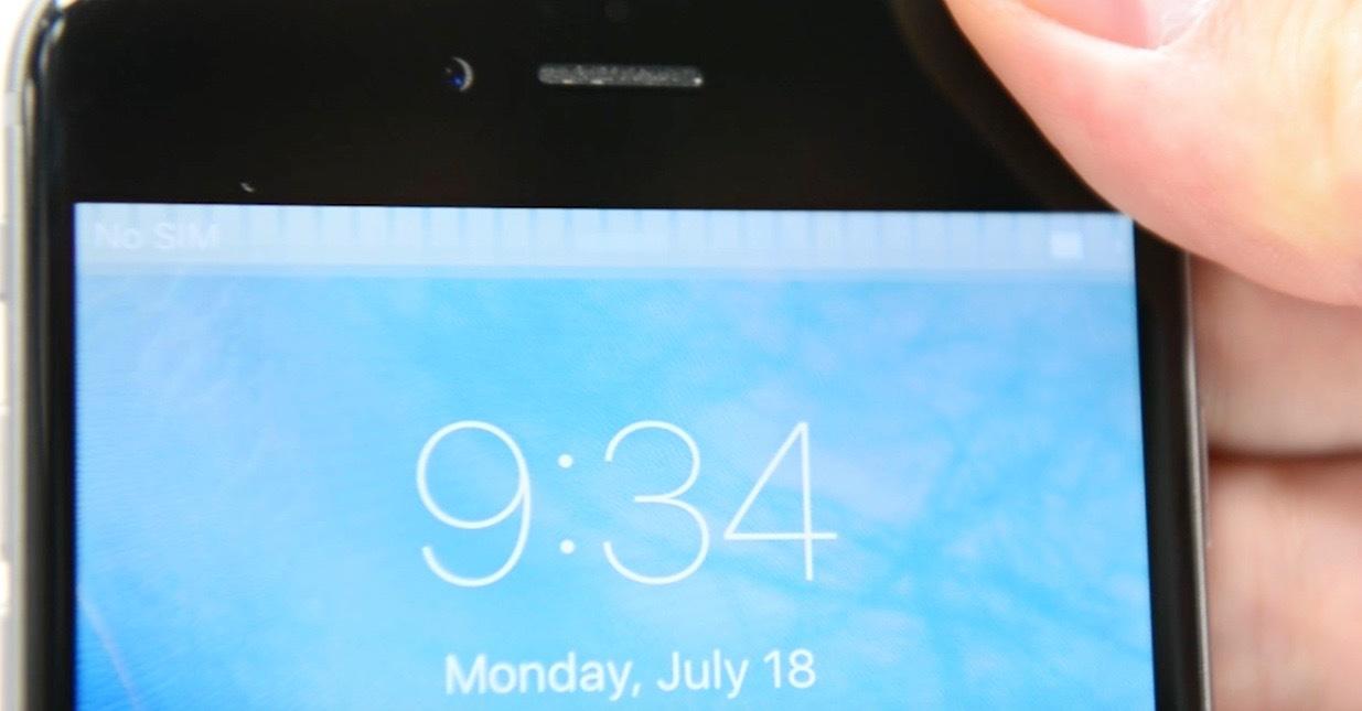 iPhone 6 Plus Dokunmatik Sorunu Kimin Sorunu?