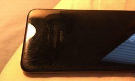 iPhone 7 Plus Jet Black 3 ay içinde çizik buzdolabına döndü