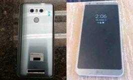 LG G6 son fotoğrafları ile tamamen ortaya çıktı