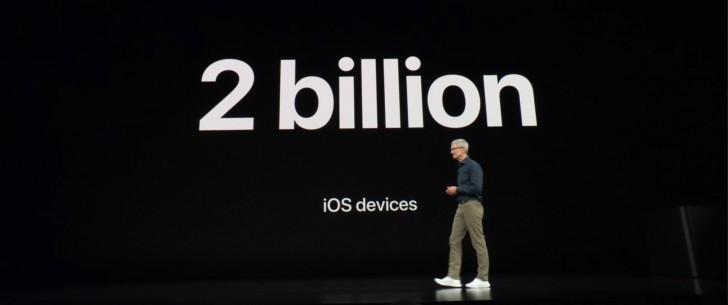 2 milyar apple cihaz satildi